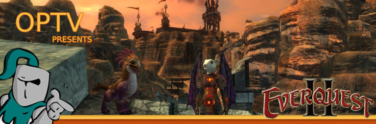 The Stream Team: Stop in for an EverQuest II showdown at the Diaku Corral