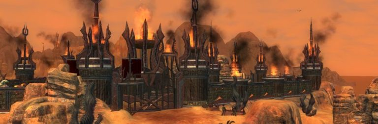 EverQuest II faces the Showdown at the Diaku Corral in today's patch