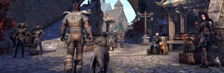 Elder Scrolls Online aims to make a 'familiar and mysterious' Skyrim with Greymoor