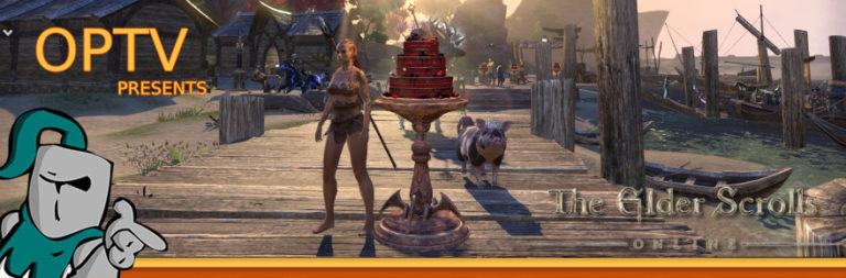 The Stream Team: Celebrating six years of Elder Scrolls Online with song