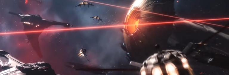 EVE Online talks about recent updates, SKIN bundles, and a relaxed banning policy in a video