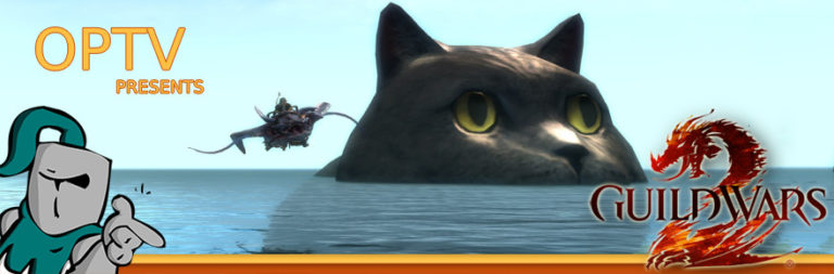 The Stream Team: Colossal kitties in Guild Wars 2