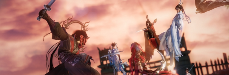 Popular Chinese MMO JX3 Online will close in Taiwan following COVID-19 protest