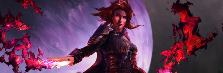 Legends of Aria's $19.99 Dark Sorcery DLC has officially launched