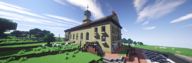 The Minecraft Community S Insane Project To Build The Earth In 1 1 Scale Massively Overpowered