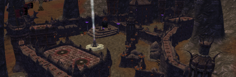 Darkfall: Rise of Agon patches in a new treasure map, graphical updates, and hunts for eggs and toys
