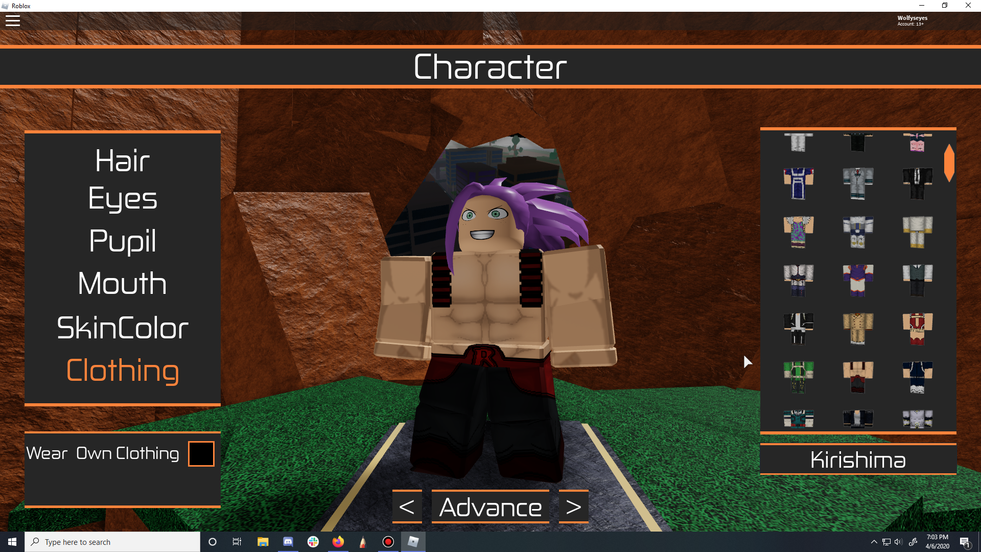 Choose My Adventure The Weird World Of Heroes Online In Roblox