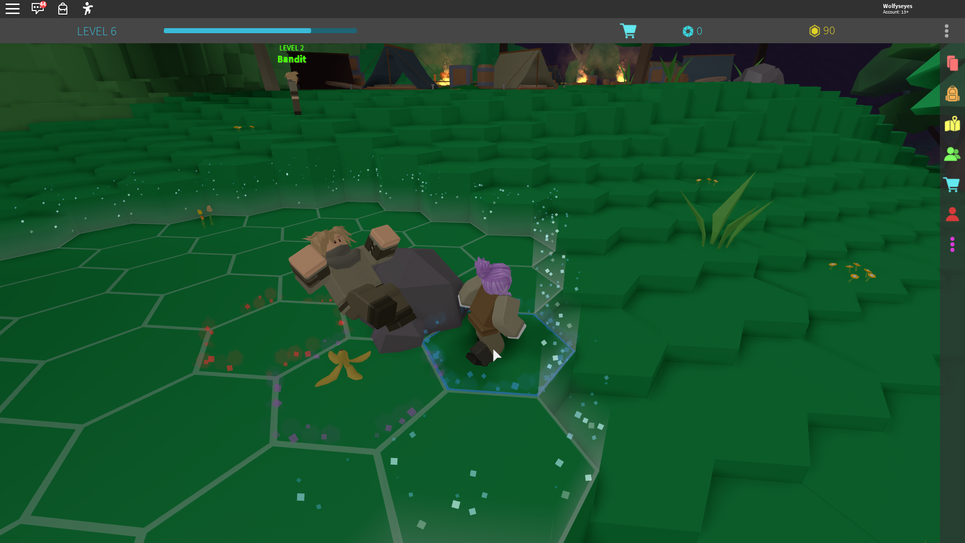 Roblox Hexaria Cards Roblox Free Apk Choose My Adventure Hexaria Is A Grindy Yet Competent Roblox Mmo Massively Overpowered