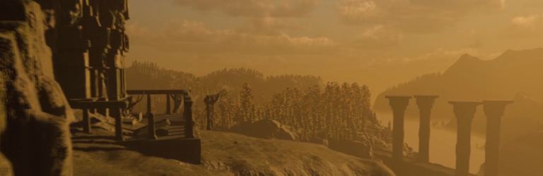 Saga of Lucimia cuts together footage from its April alpha weekends in one video