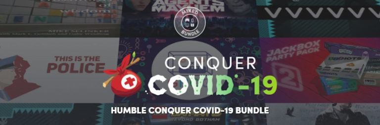 Pandemic roundup: Humble Conquer COVID-19, Bethsoft events canceled, EA 'stay and play'