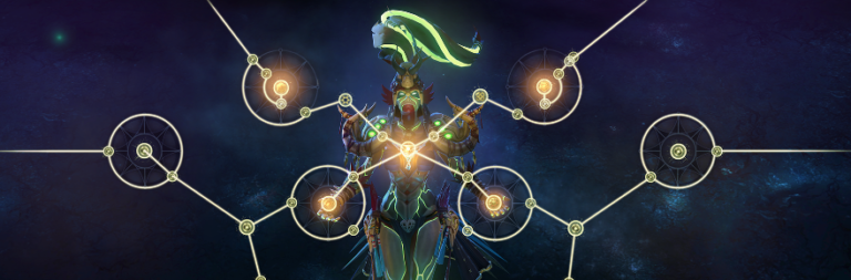 Skyforge releases its fifth anniversary expansion with progression system updates, celebratory event