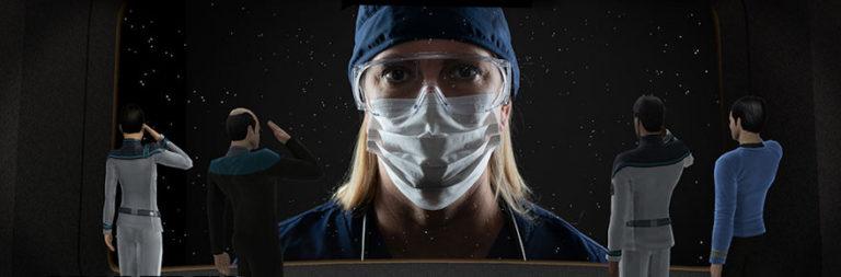COVID-19: Gamescom goes digital, Star Trek Online honors medics, Raph Koster tackles pandemic denialism