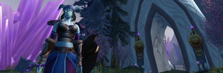 World of Warcraft may be getting ready to test Burning Crusade Classic