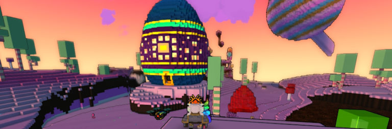 Trove's Bunfest offers new spring event content for Gamigo's voxelbox