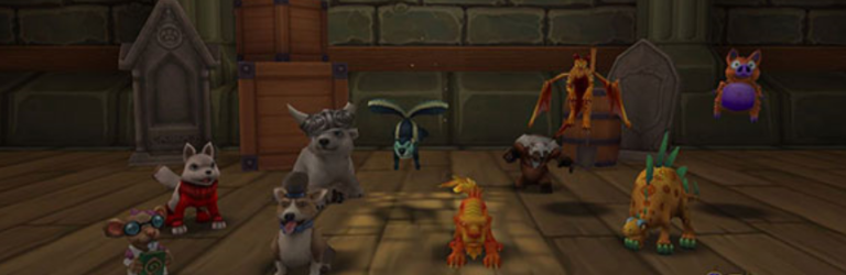 Wizard101 lets you play as your pet, Pirate101 conforms to MacOS Catalina