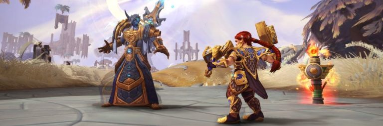 World of Warcraft previews the class changes arriving in Shadowlands