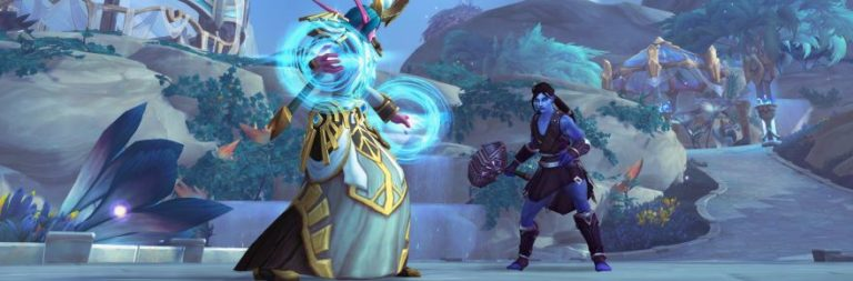 World of Warcraft previews the first pass of Covenant abilities for Shadowlands