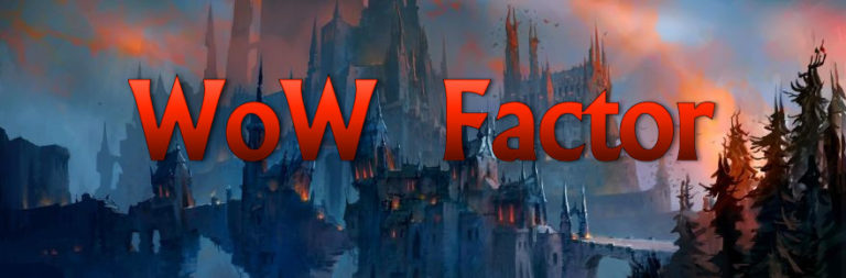 WoW Factor: The stuff I'm genuinely excited for in World of Warcraft Shadowlands