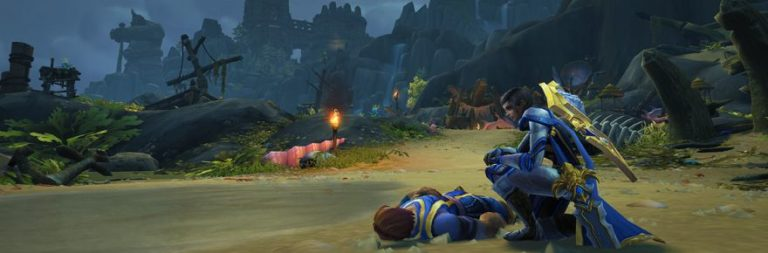 World of Warcraft launches the Shadowlands pre-patch today