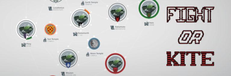 Fight or Kite: Deep-diving Crowfall's Dregs RvR gameplay