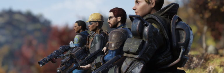 Fallout 76's 2020 roadmap includes seasons, scaling rewards, and the Brotherhood of Steel