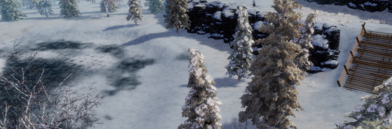 Legends of Aria's Point Release 10 is bringing frosty environments, new items, and new systems