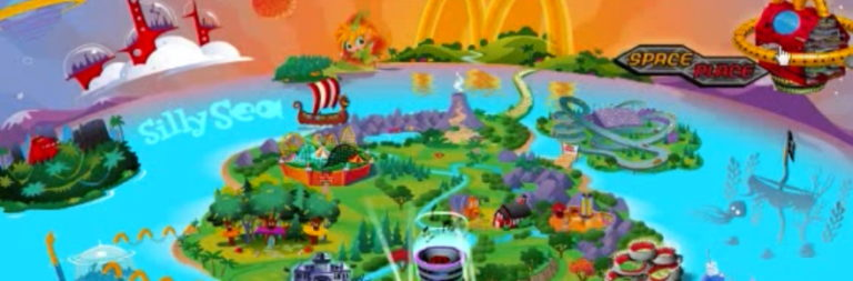 The Game Archaeologist: McDonalds' McWorld MMO is a thing that existed