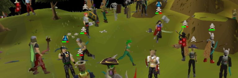 Old School RuneScape gives Twitch Prime members two free weeks of play
