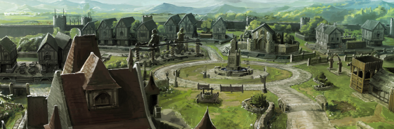 Pathfinder Online moves into open enrollment and makes several updates