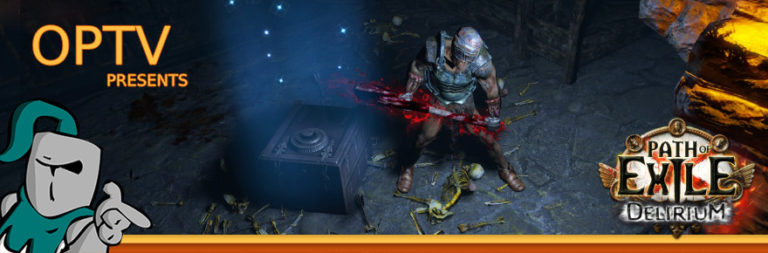 The Stream Team: Making time for Marauder in Path of Exile