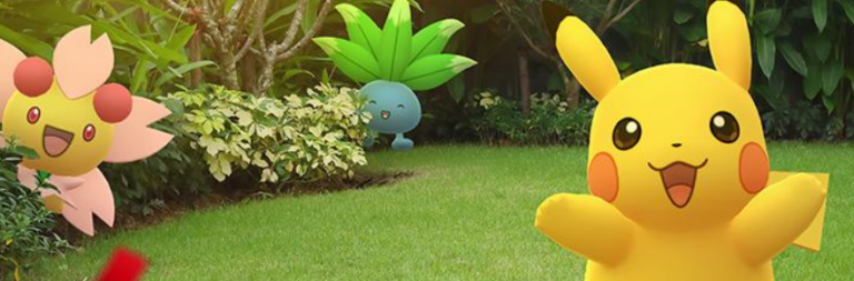 Pokemon Go announces a digital festival for July and new Reality Blending features