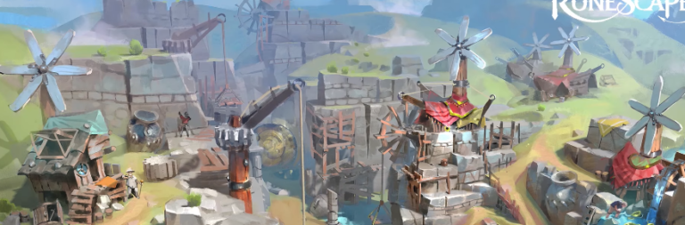 RuneScape shows off the art of Archaeology, OSRS begins making changes to the Chambers of Xeric