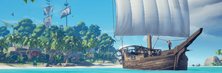 Sea of Thieves announces a Steam launch date of June 3, discusses the design of the Emissary system