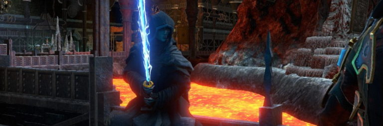 Shroud of the Avatar's goes bunker busting in a galaxy far, far away