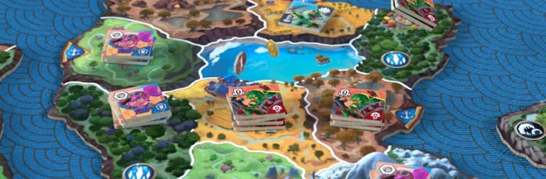 First impressions: Small World of Warcraft is a fun boardgame with a touch of Azerothian flavor