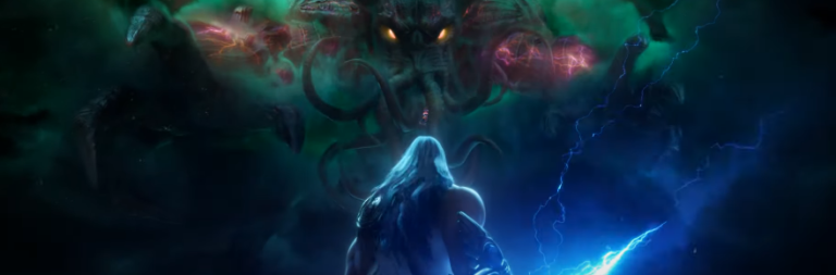 Cthulhu is coming to SMITE in June