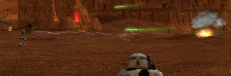 Star Wars: Battlefront 2004 officially brings online multiplayer back after six years