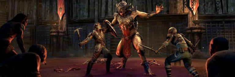 Elder Scrolls Online hosts Greymoor house deco contest, lands on Stadia today