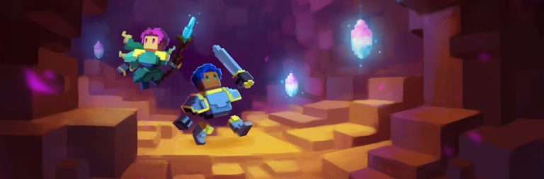 Trove interview: Gamigo on console's future, Bomber Royale, and the next class for a revamp