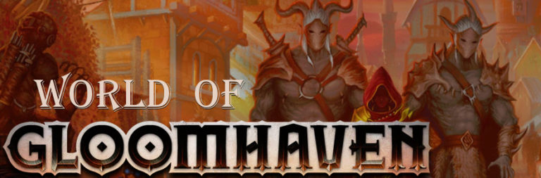 The Soapbox: The world of Gloomhaven is primed to be an MMO