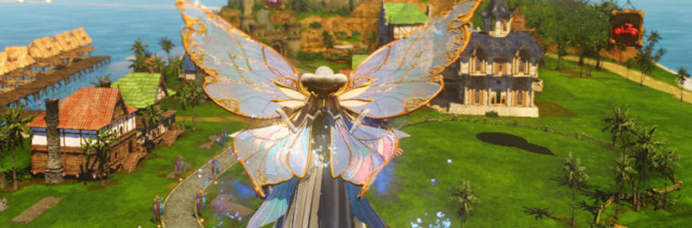 ArcheAge's controversial Garden of the Gods expansions is live today