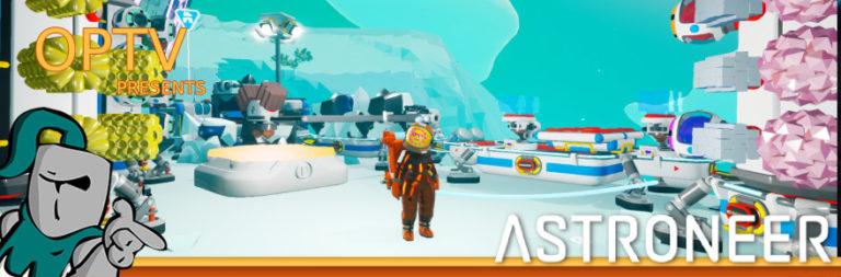 The Stream Team: A glimpse of Glacio goodness in Astroneer