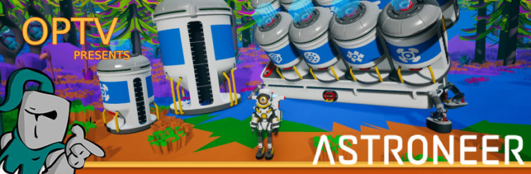 The Stream Team: A look at Astroneer's brand-new automation