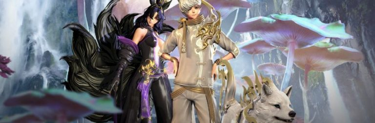 Blade & Soul shows off all the new features with today's Divine Break update