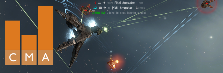 Choose My Adventure: EVE Online's combat coalesces into something nearing enjoyment