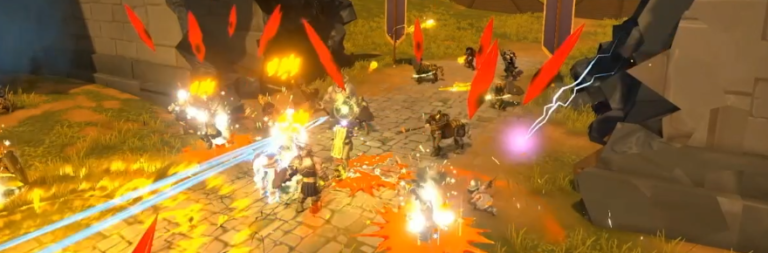 Crowfall's J. Todd Coleman discusses the Dregs campaign and shows off a siege in a livestream