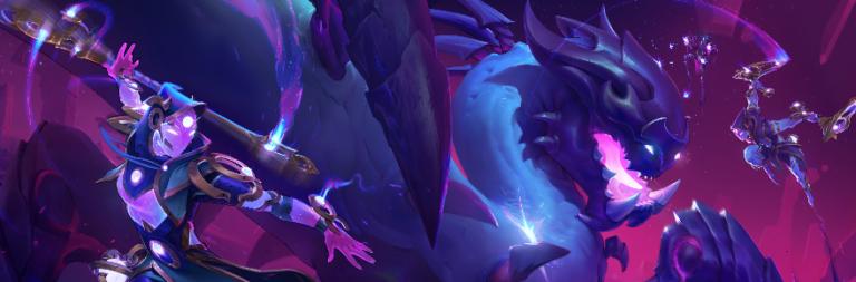 A sneak peek at Dauntless' new umbral-charged Escalation and creepy new Behemoth