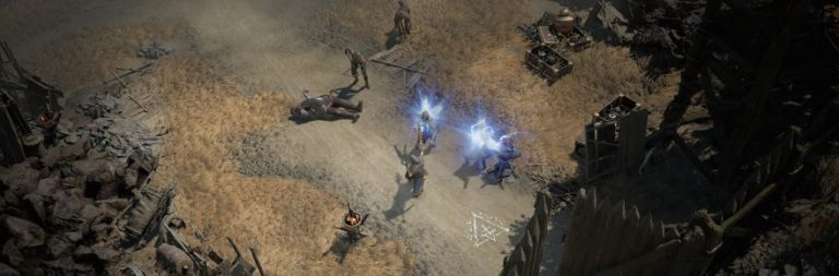 Diablo IV shows off the development of its open world and item progression
