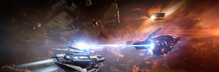 EVE Online's Invasion event overtakes the galaxy while new ships approach