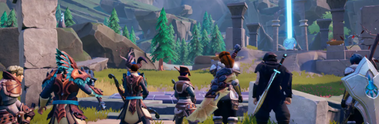 Frozen Flame is a multiplayer survival RPG in a world constantly teetering towards a cataclysm